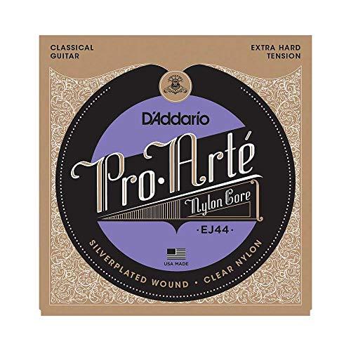 D'Addario EJ44 - Juego de cuerdas para guitarra clásica de