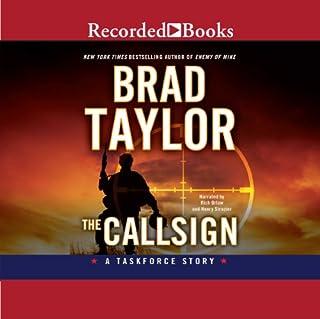 The Callsign audiobook cover art