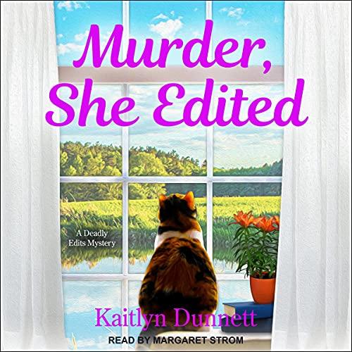 Murder, She Edited cover art