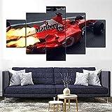 HFDSA Moderne Wandbilder XXL Wohnzimmer Wohnkultur 5