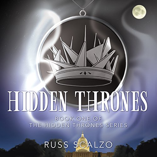 Hidden Thrones audiobook cover art