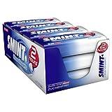 SMINT 2 hours Peppermint, 12 Metall-Dosen mit Pfefferminze-Pastillen,  zuckerfreie Zahnpflege für mehr als 2 Stunden