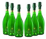 Bottega Accademia Green Prosecco Spumante Doc - Pacco da 6 x 750 ml