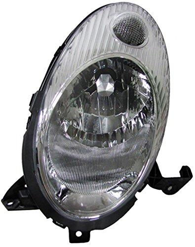 Carparts-Online 10948 H4 koplamp links