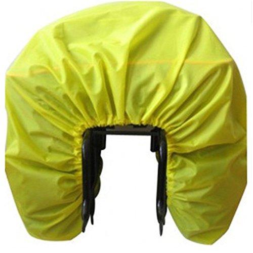 Kingus Fahrrad Rear Seat Tragetasche Abdeckung MTB Bike Wasserdichte Pannier Carrier Pendler Rack Taschen Regen Abdeckung
