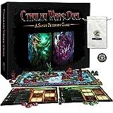 Cthulhu Wars Strategy Duels Game Bundle with Random Drawstring Color Bag and Devil Token