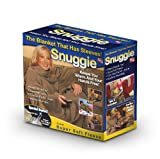 Snuggie Original Fleece Blanket with Sleeves, Camel