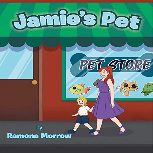 Jamie's Pet cover art