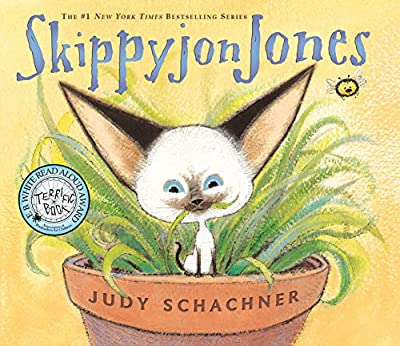 Top notch! Skippyjon Jones is a must read.