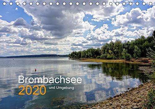 Brombachsee und Umgebung (Tischkalender 2020 DIN A5 quer): Urlaubseindrücke vom Brombachsee (Monatskalender, 14 Seiten ) (CALVENDO Orte)