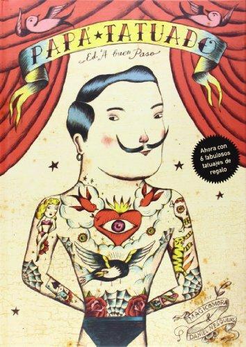 Papá tatuado (ILUSTRADOS)
