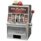 Spardose – Spielautomat (mit Gravur): originelle Verpackung für Dein Geldgeschenk – in Las...