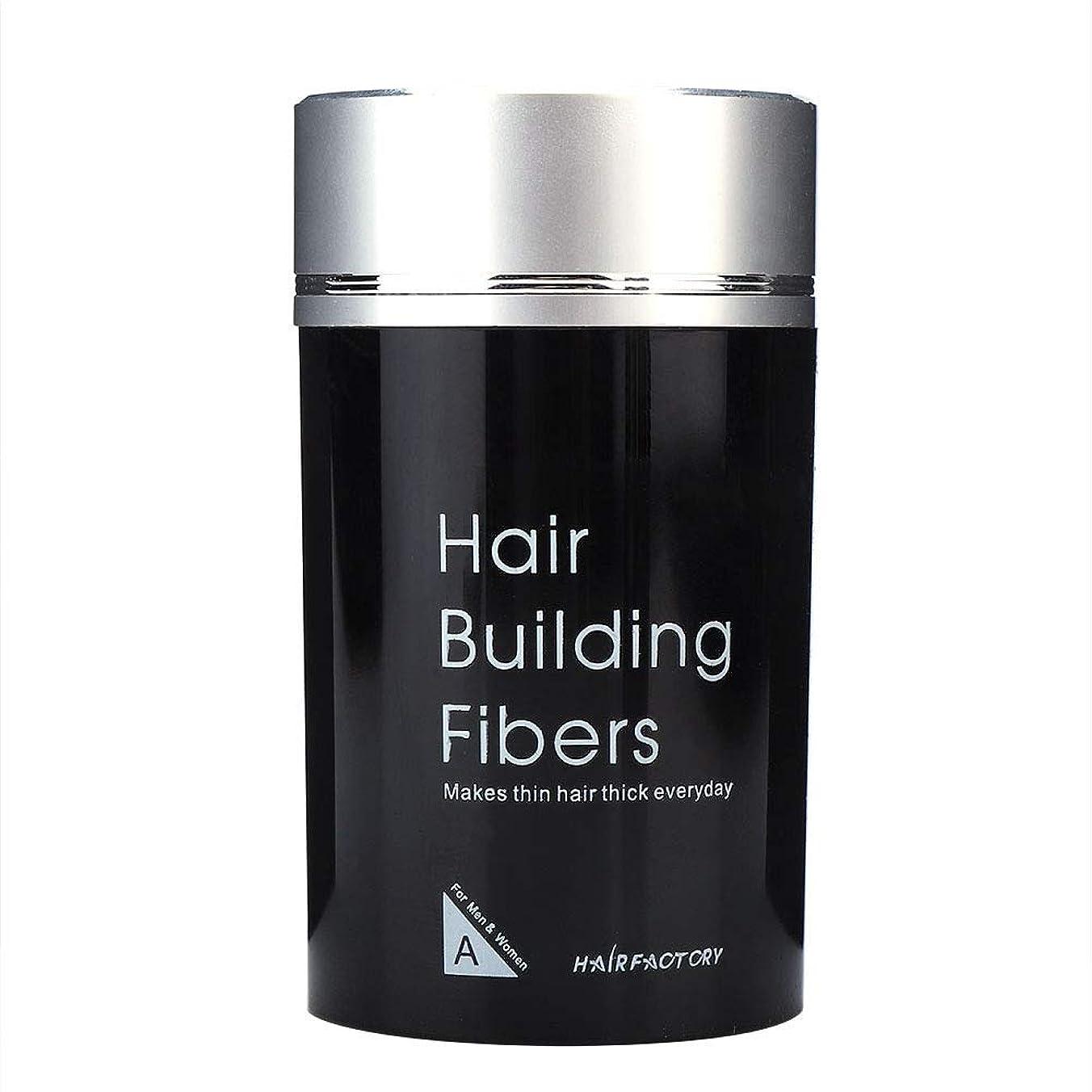 ネックレス朝ごはんみなす男性と女性のための太い髪を作成するための髪のスタイルを薄くするための髪の建築繊維、太くする繊維(#2)