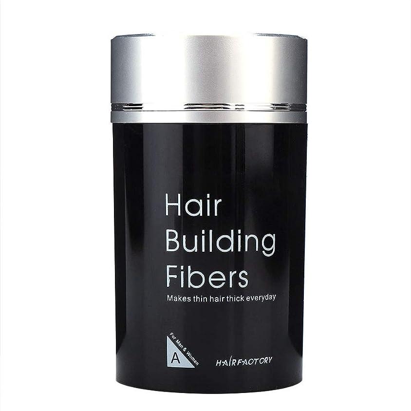 億ファウル腐った男性と女性のための太い髪を作成するための髪のスタイルを薄くするための髪の建築繊維、太くする繊維(#2)