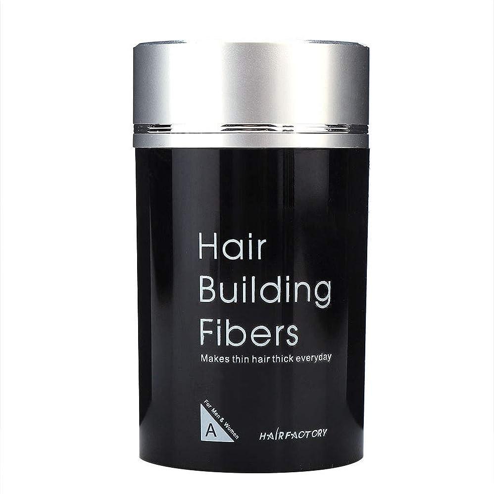 パリティお金貢献する男性と女性のための太い髪を作成するための髪のスタイルを薄くするための髪の建築繊維、太くする繊維(#2)