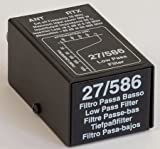 RM Italy Low Pass Filter 27/586 (3-30Mhz) 500 Watts Max