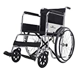 Thermocare Aluminium Frame Foldable Self Drive Able Wheel Chairs for Handicapped Person and Patient...