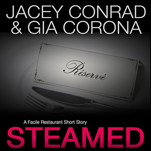 Steamed audiobook cover art