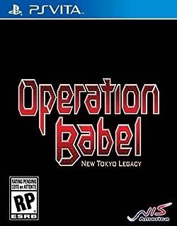 Operation Babel: New Tokyo Legacy - PS Vita