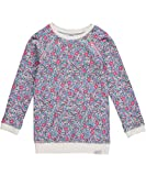 Carter's Toddler Little Girl's Floral French Terry L/S Top (5, Pink Floral)