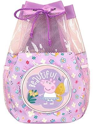 Peppa Pig Bolsa de Natación para Niños Peppa