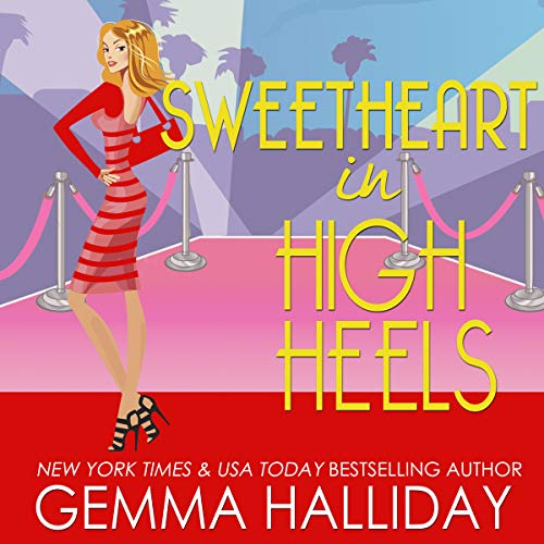 Sweetheart in High Heels     A High Heels Mysteries Short Story              By:                                                                                                                                 Gemma Halliday                               Narrated by:                                                                                                                                 Caroline Shaffer                      Length: 1 hr and 21 mins     48 ratings     Overall 4.3