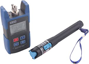 SUNWIN Optical Power Fiber Meter and 10mW Visual Fault Locator Fiber Optic