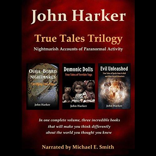 True Tales Trilogy cover art