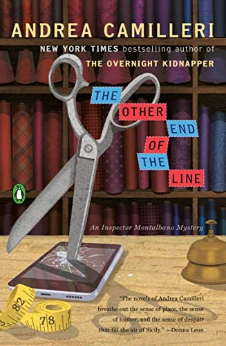 The Other End of the Line An Inspector Montalbano Mystery product image