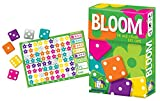 Gamewright Bloom – The Colorful Wild Flower Roll and Write Dice Game, Multi-Colored, 5'