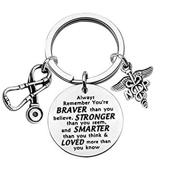 BNQL Nurse Practitioner Gifts NP Keychain Nurse Practitioner Graduation Gift NP Gift Nurse Practitioner Jewelry Nurse Keychain  Keychain