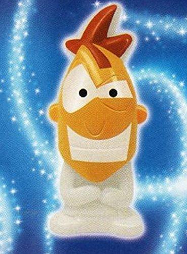 Rewe Disney Wikeez Sammelfiguren Auswahl aus 30 versch. Figuren (23 Dr. Doofenshmirtz)