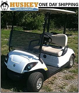 Huskey Yamaha Drive G29 Tinted Windshield Folding (2007-2016) New Golf Cart Part