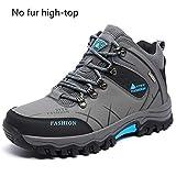 Ann Safety Shoes Trabajo Deportivos Botas Comodas Transpirable Antideslizantes,B-EU39/UK6.5