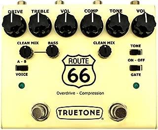 Truetone V3RT66 Route 66 V3 Series Overdrive/Compression Pedal