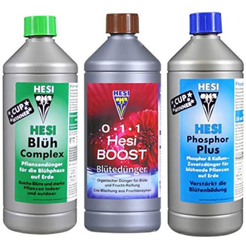 Hesi Boost (1l Boost, 1l Blüh-Complex & 1l Phosphor)