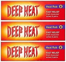 Best deep heat rub 100g Reviews