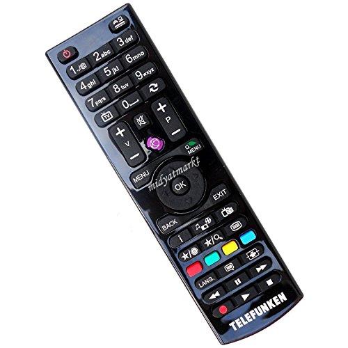 Fernbedienung RC4870 für Telefunken, JVC, Digihome, Sharp, Philips,