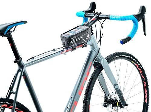 DEUTER Energy Bag II Bolsa para Bicicleta, Unisex Adulto, Negro, 0,5 l