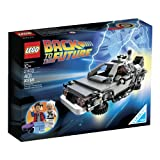 LEGO 21103 – Retour vers Le Futur Machine à remonter Le Temps Delorean