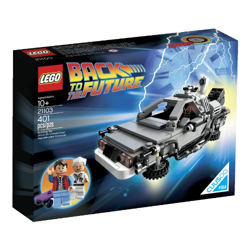 LEGO 21103 - Back To The Future Ideas