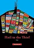 Radiohead - Hail to The Thief Laminiertes Plakat (91,44 x
