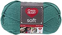 Red Heart Soft Yarn, Deep Sea