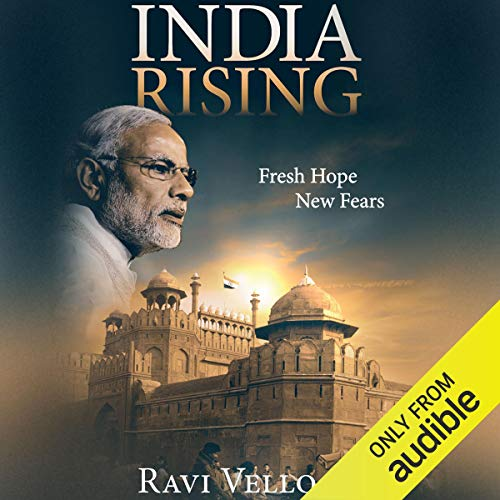India Rising cover art