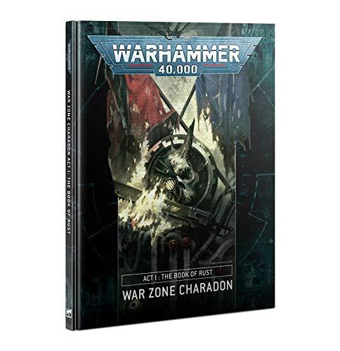Taller de Juegos - Warhammer 40.000 - Charadon: Acto 1: Libro Of Rust