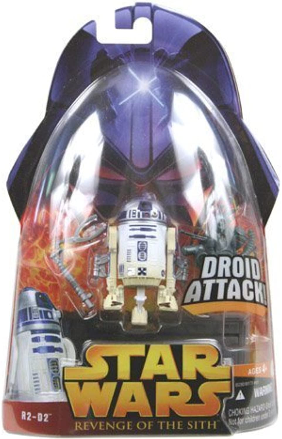 STAR WARS REVENGE OF THE SITH R2D2 DROID ATTACK