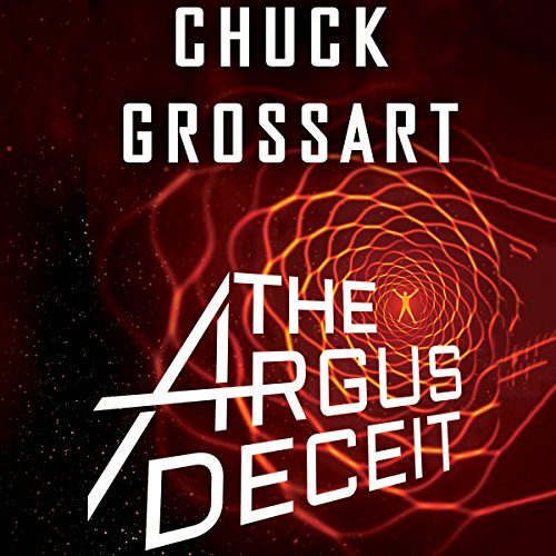 The Argus Deceit audiobook cover art