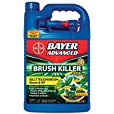 BioAdvanced 704655A Triclopyr Kills Kudzu, Poison Ivy and Other Tough Brush Killer Plus Non-Selective Weed Grass...