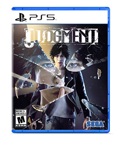 Judgement for PlayStation 5 [USA]