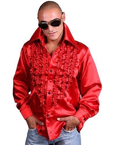 Chemise disco - rouge - 44/46